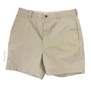 L.L. Bean khaki shorts